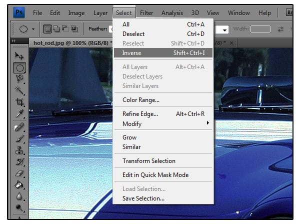 How can I invert the colour on a photo? - Apple Community