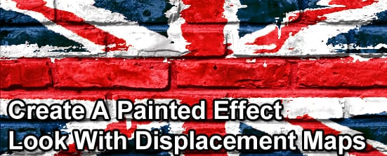 union jack painted