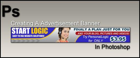 photoshop tutorial banner