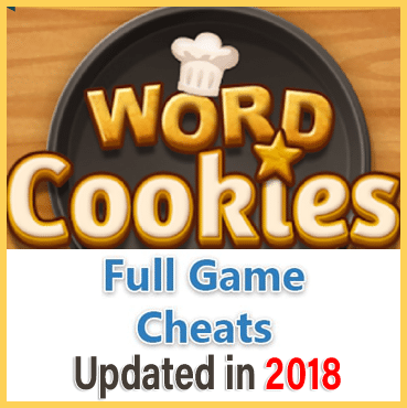 Word Cookies Answers - Full Game Cheats Updated 2019