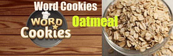 Word cookies oatmeal answers