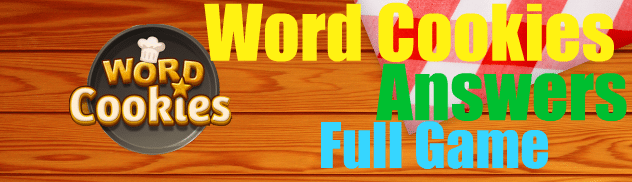 Word Cookies - The Newest, Greatest, App