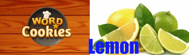 Word Cookies Lemon Answers