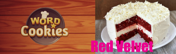 Word Cookies Red Velvet Answers