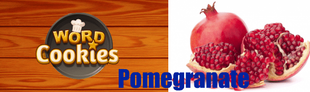 Word Cookies Pomegranate Answers