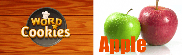 Word Cookies Apple Answers.