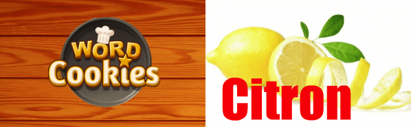 Word Cookies Citron Answers