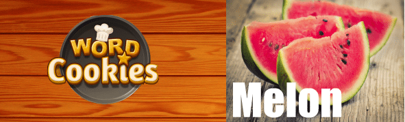 Word Cookies Melon Answers