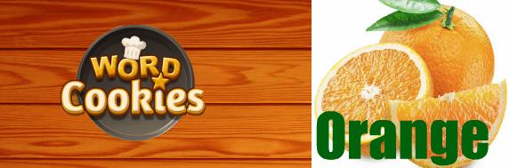 Word Cookies Orange Answers