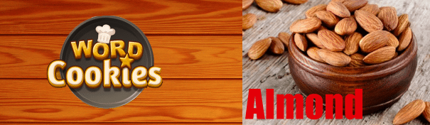ULTIMATE CHEF: Word Cookies Almond Answers