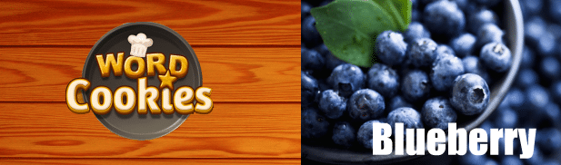 Cheats: For Word Cookies Blueberry Answers