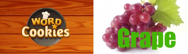 Word Cookies Grape Answers