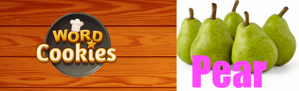 Cheats: For Word Cookies Pear Answers