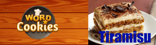 Word Cookies Tiramisu Answers