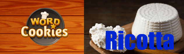 Word Cookies Ricotta Answers