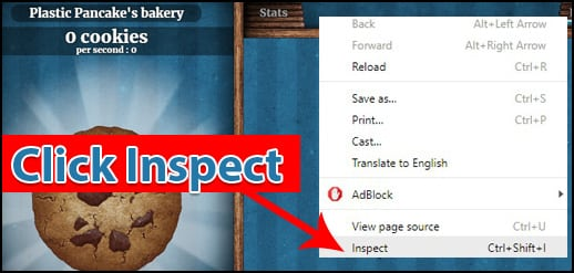 Cookie Clicker Cheats - All Hacks Updated in 2019