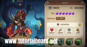 Walter – In Depth Information Idle Heroes